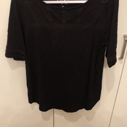 Little Black Tee with Details for Sale in Duluth,  GA