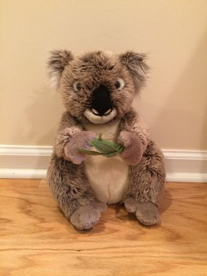 F.A.O SCHWARTZ koala bear stuffer toy $5 for Sale in Evesham Township, NJ