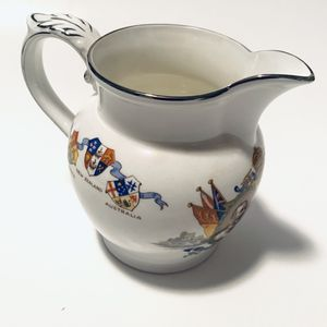 1935 Aynsley King George V Queen Mary Pitcher for Sale in University Place, WA