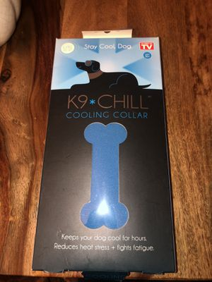 Dog Cooling Collar for Sale in Berlin, NJ