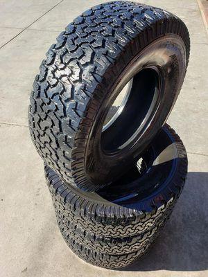 BFG LT 285/70/17 AT Tires‼️ for Sale in Spring Valley, CA