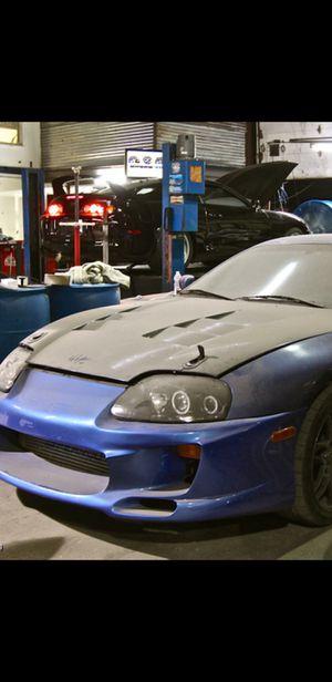 1994 Toyota Supra Super 6 Speed for Sale in Vancouver, WA