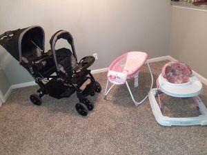 Stroller, Infant bed & walker for Sale in Arlington, TX