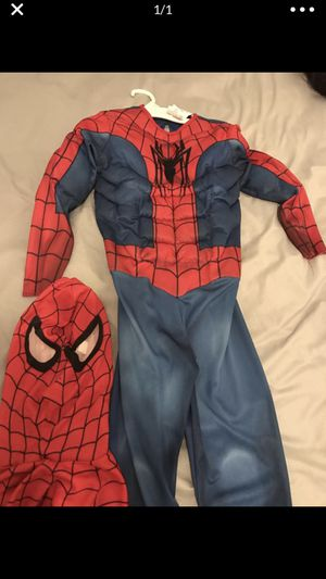 Spiders man costume for Sale in Atlanta, GA