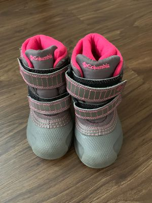 Columbia Kids snow boots for Sale in Upper Arlington, OH