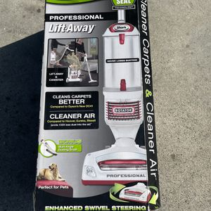 Brand New Shark Rotator Professional Upright Corded Bagless Vacuum for Carpet and Hard Floor with Lift-Away Hand Vacuum and Anti-Allergy Seal (NV501), for Sale in Downey, CA