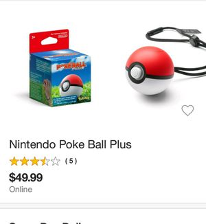 Pokemon poke ball for Sale in Spring, TX