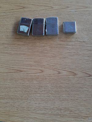 Zippo lighters for Sale in Perris, CA