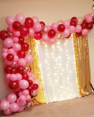 Balloon Garlands to match any occasion for Sale in Houston, TX