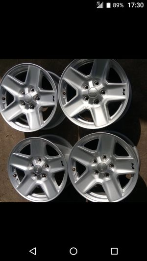 2020 Jeep Gladiator Wheels for Sale in Cypress, TX