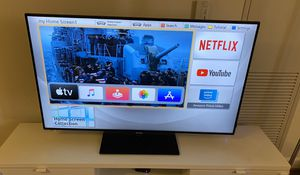 Panasonic TV 50-Inch 1080p 120Hz Smart LED HDTV (with box) for Sale in Arlington, VA