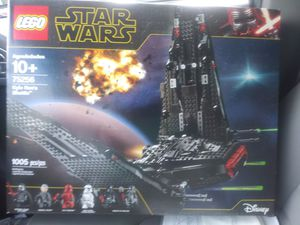 Legos brand-new in-the-box kylo Ren's shuttle! for Sale in Davenport, FL