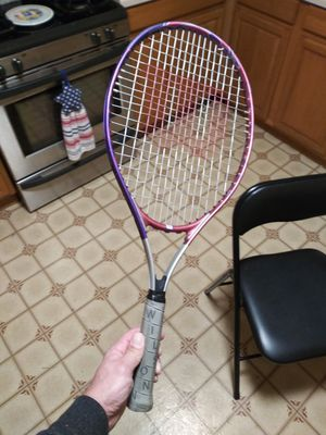 Wilson tennis racket for Sale in Dedham, MA