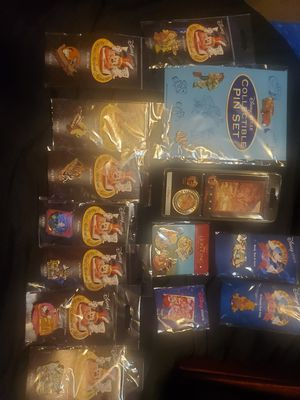 Collector Disney pin lot for Sale in Gresham, OR