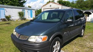 2004 Pontiac Montana Minivan for Sale in Riverview, FL