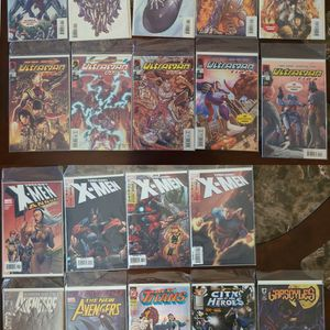 Comic Books: DC, Marvel, Darkhorse . Just Ask for Sale in American Canyon, CA