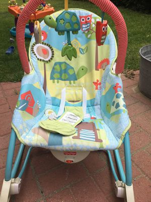 Fisher Price Baby Bouncer for Sale in Wenatchee, WA