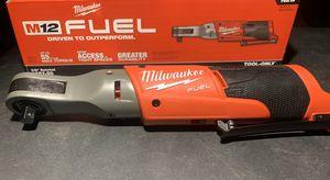 "MILWAUKEE 12v FUEL 3/8"" RATCHET for Sale in Pomona, CA"