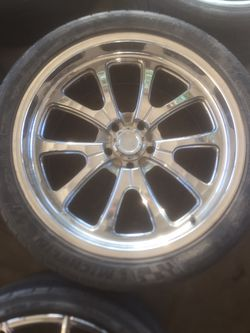 """20"""" rims 5 lug 5x114 for Sale in Eastvale,  CA"""