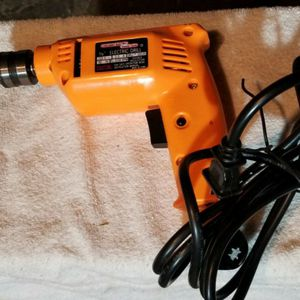 Electric Drill In Like New Condition. $25.00 Or Best Offer. LOCAL Pick Up Only. for Sale in River Grove, IL