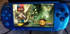 PSP3000 + 500 GAMES for Sale in Sacramento, CA