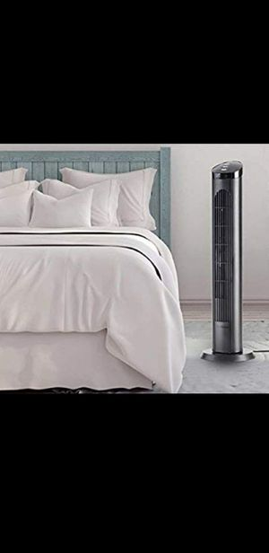 Portable Tower AC Fan For Master or Kids Bedroom Living Room for Sale in Pompano Beach, FL