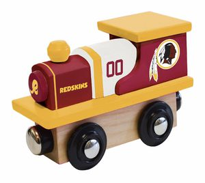 Washington Redskins wood Toy Train engine collectible for Sale in The Bronx, NY