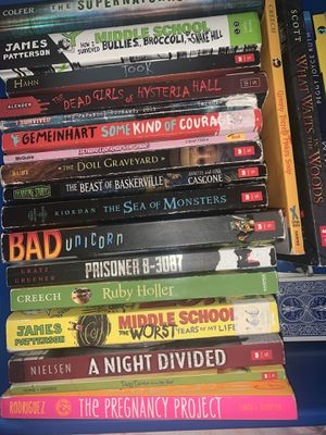 Collection of Books for Sale in Houston, TX