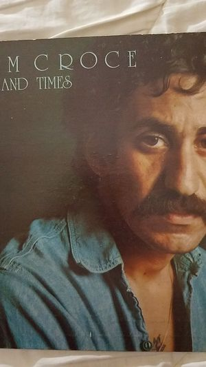 Jim Croce LP- Life and Times for Sale in Mount Airy, MD