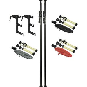 Impact Deluxe Varipole Support System (Black) - Like New for Sale in St. Petersburg, FL