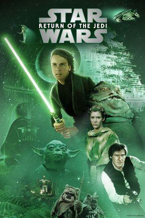 Star Wars: Return of the Jedi HD Digital Movie Code for Sale in Saginaw, TX