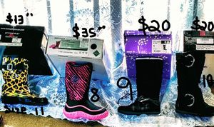 Little Girl Boots New for Sale in Oroville, CA
