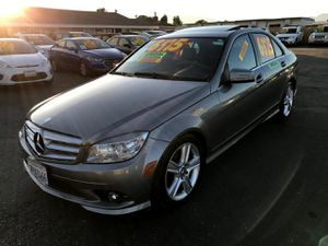 2010 Mercedes-Benz C-Class C300> V6> SUN ROOF> AUTOMATIC> FULLY LOADED for Sale in Santa Ana, CA