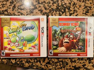 Nintendo 3DS games for Sale in Burleson, TX