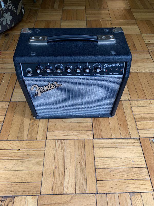 Fender Champion 20 Practice Amp