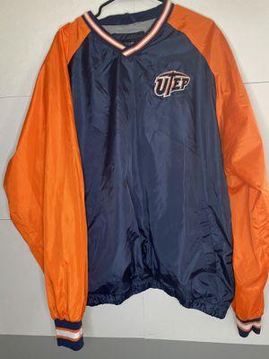 vintage utep college jacket for Sale in Moreno Valley, CA