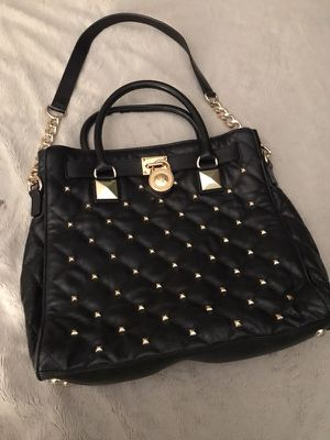 Michael Kors Hamilton Studded Quilted Tote Bag for Sale in Greensburg, PA