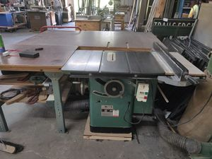 Grizzly table saw 3hp for Sale in Land O Lakes, FL