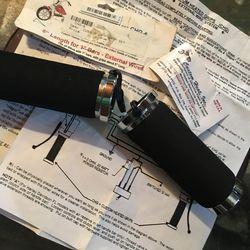 Heated Custom Bike Grip Set for Sale in Seattle,  WA
