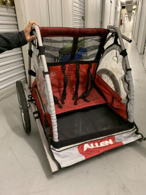 Baby cart for bike for Sale in Dallas, TX