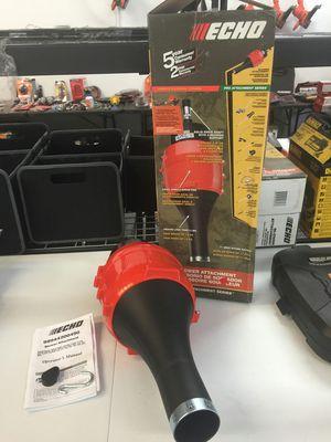 Echo leaf blower attachment New for Sale in Mesa, AZ