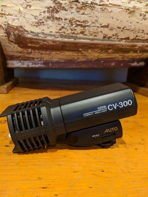 Sunpak Compact video light CV 300 for Sale in Houston, TX