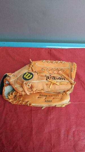 Wilson Elite series baseball glove for Sale in Vancouver, WA