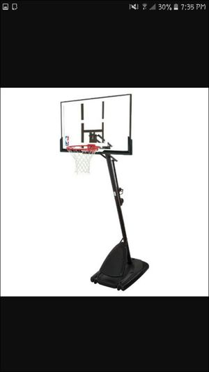Looking for a basketball hoop for Sale in Phoenix, AZ