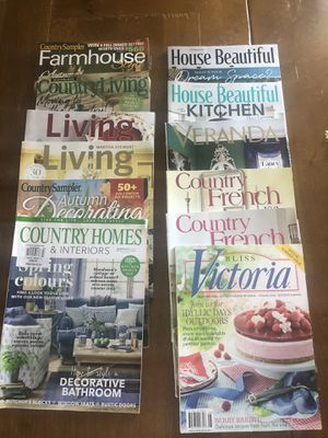 12 home and garden magazines for Sale in Vancouver, WA