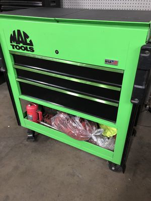 Mac toolbox (cart) for Sale in Goodyear, AZ