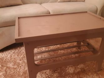 Small, Light Pink Coffee Table for Sale in Tacoma,  WA