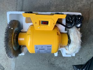 """6"""" BENCH GRINDER for Sale for sale  Queens, NY"""