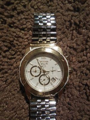 Bulova marine star watch for Sale in Navarre, FL