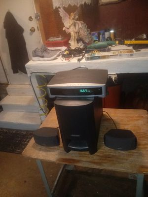 Bose PS3-2-1 powered speaker system for Sale in La Habra Heights, CA